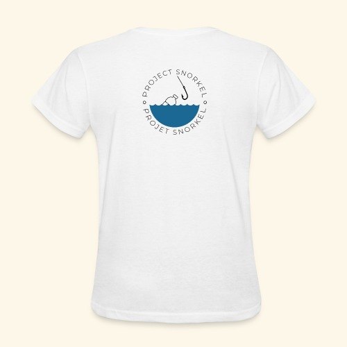 Projet/Project Snorkel - Women's T-Shirt