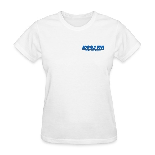 K99.1 FM 30th Birthday Bash t-shirt - Women's T-Shirt