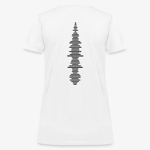 Soundwave - Women's T-Shirt