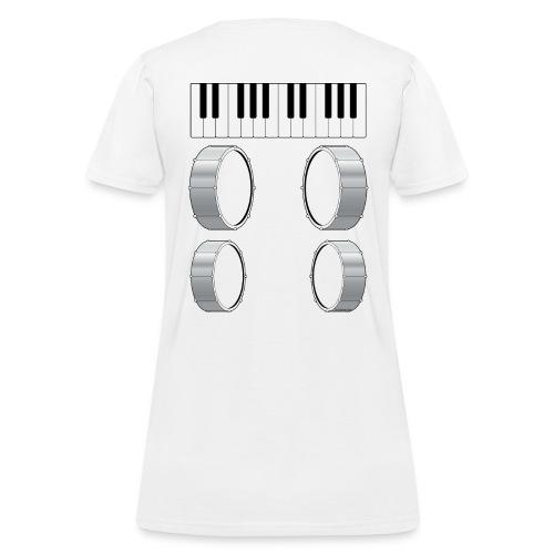 keyboard - Women's T-Shirt