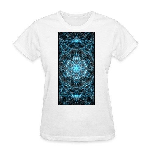 Icy Lights - Women's T-Shirt