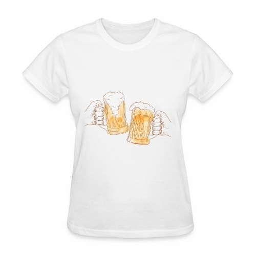 Beer Party - Women's T-Shirt