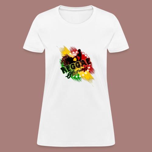 Reggae Offspring PNG - Women's T-Shirt