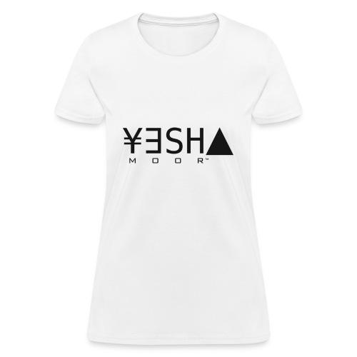 YM LOGO black - Women's T-Shirt