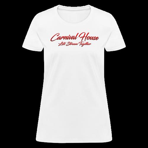 The Carnival House Logo 2.0! - Women's T-Shirt