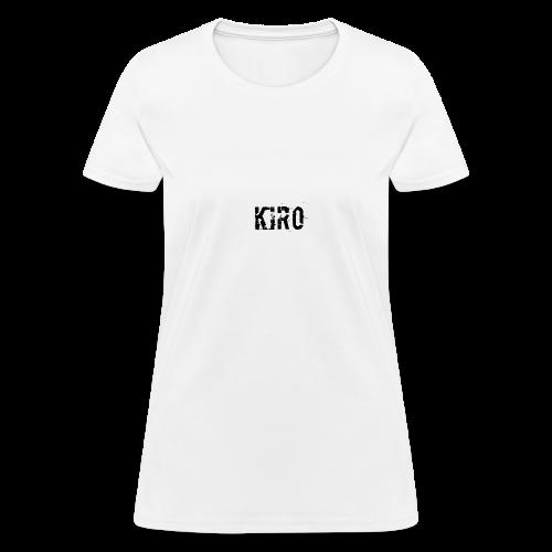 Across The Heart Realness - Women's T-Shirt