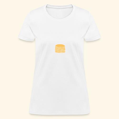 Pancake - Women's T-Shirt