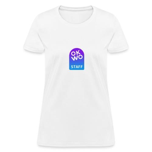 OkwoStaff - Women's T-Shirt