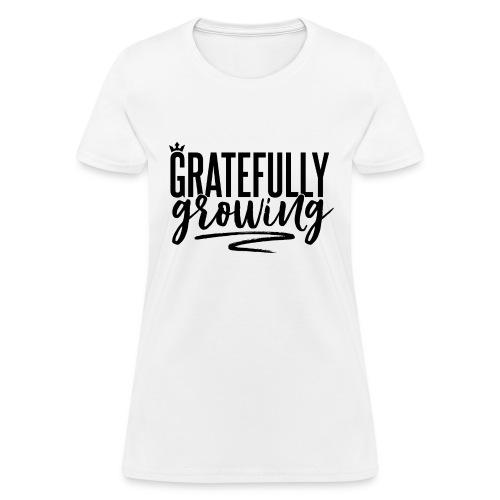 Gratefully Growing - You ROCK! - Women's T-Shirt