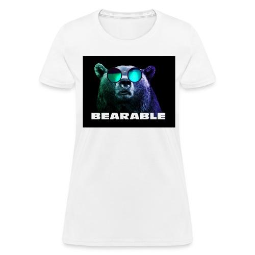 BEARABLE TEE - Women's T-Shirt