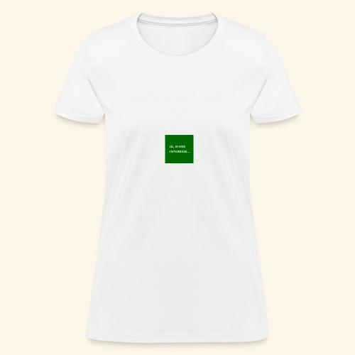 interesse - Women's T-Shirt