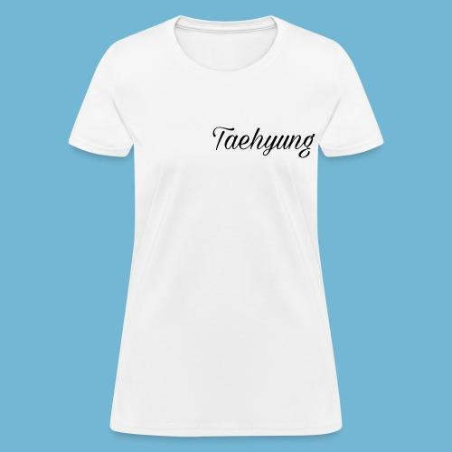 Taehyung T-Shirt - Women's T-Shirt