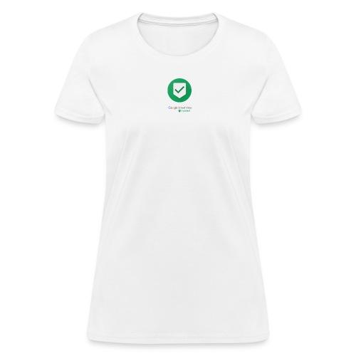 Google Street View Trusted - Women's T-Shirt
