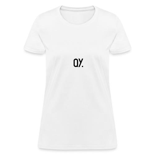 QY. - Women's T-Shirt