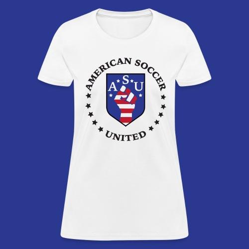 American Soccer United - Women's T-Shirt