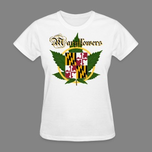Maryflowers - Women's T-Shirt