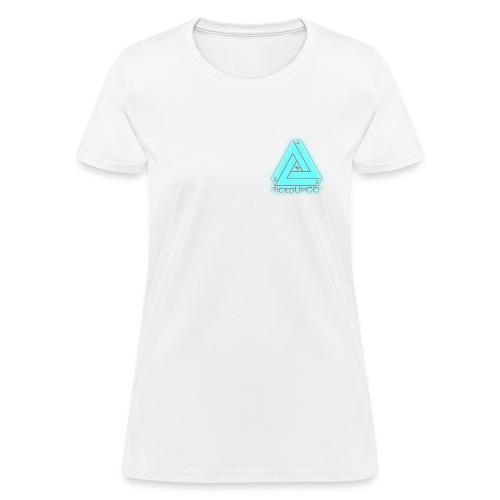 Original RicedUpCO Men's white shirt - Women's T-Shirt