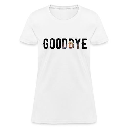 GoodBYE - Women's T-Shirt