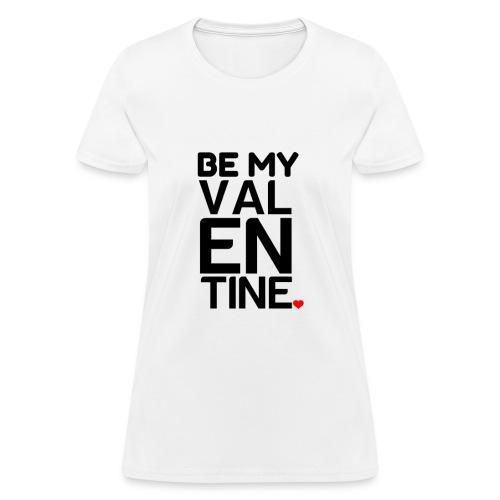 VALENTINE - Women's T-Shirt