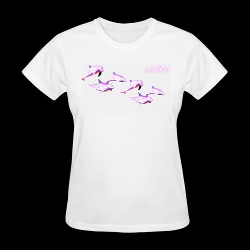 6 dolphos - Women's T-Shirt