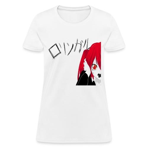 Rolling Girl - Women's T-Shirt