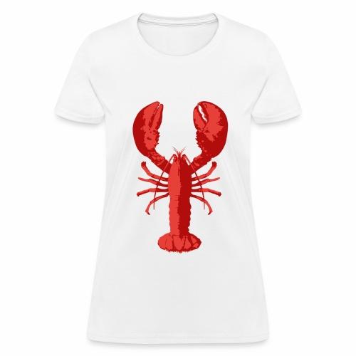 LoBsTeR - Women's T-Shirt