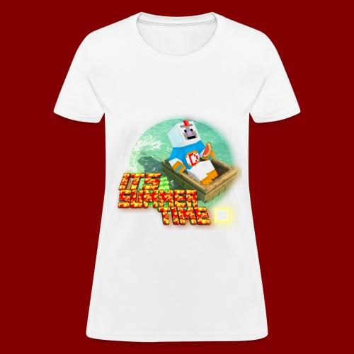 IT SUMMER TIME (SHIRTS, ACCESORIES) - Women's T-Shirt