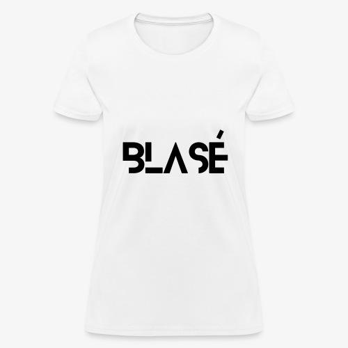 Logo Blase Negro - Women's T-Shirt