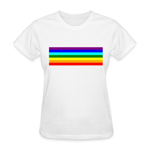 Rainbow Flag - Women's T-Shirt