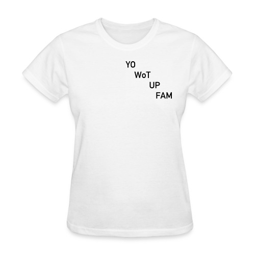 YWUF - Women's T-Shirt