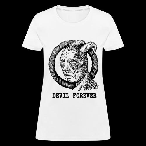 Devil Forever - Women's T-Shirt