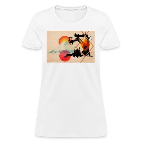 Japaned - Women's T-Shirt
