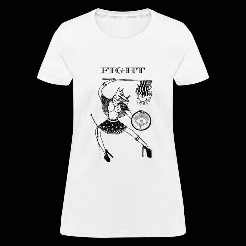 FIGHT - Women's T-Shirt