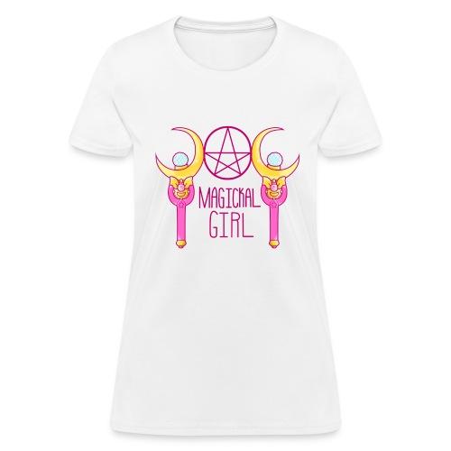 Magickal Girl - Women's T-Shirt