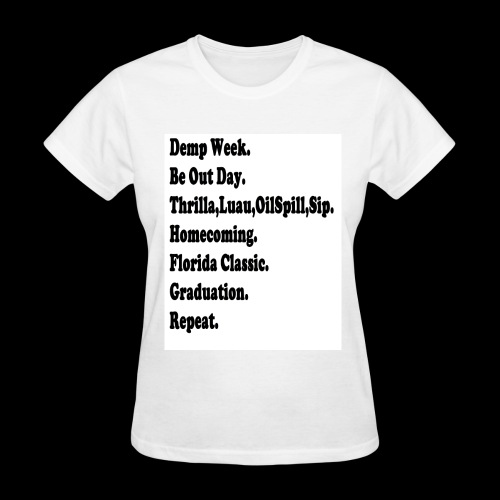 Rattlers Be Like - Women's T-Shirt