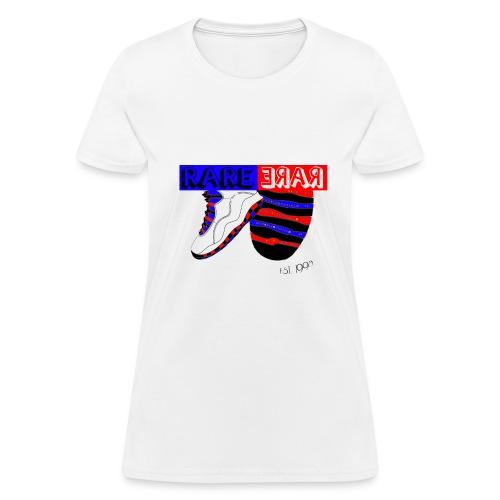 RARE WB J'S - Women's T-Shirt
