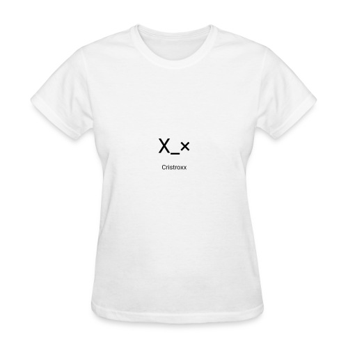 Cristroxx Tees - Women's T-Shirt