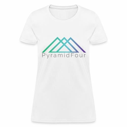 PyramidFour - Women's T-Shirt