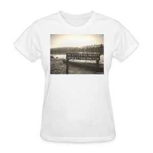 No Swim - Women's T-Shirt