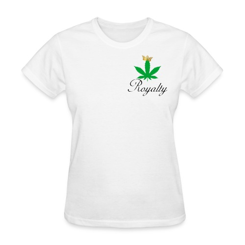 princessroyaltyleafcrown - Women's T-Shirt