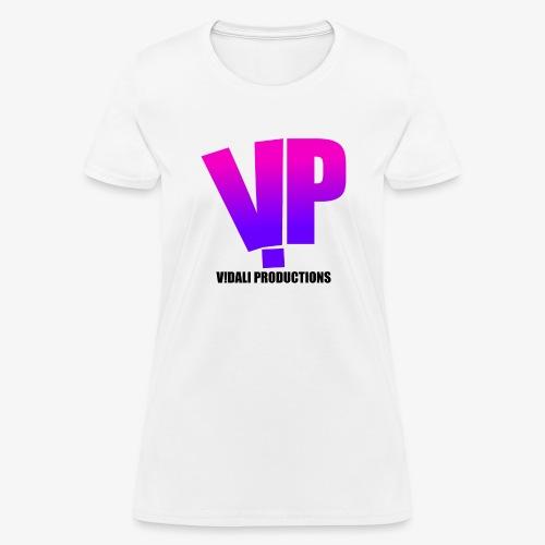 V!DALI PRODUCTIONS - Women's T-Shirt