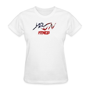 YRGN FITNESS - Women's T-Shirt