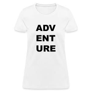 Adventure - Women's T-Shirt