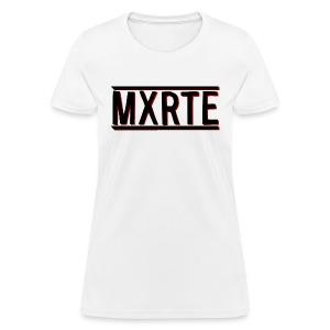 MXRTE - Women's T-Shirt