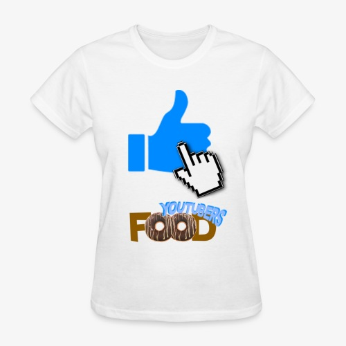 Youtuber's Food - Women's T-Shirt