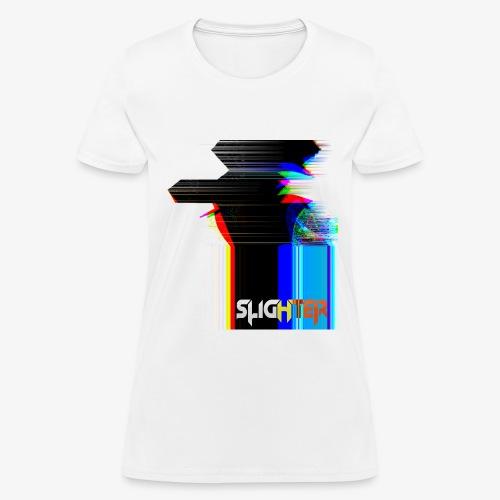 Chroma Glitch - Women's T-Shirt