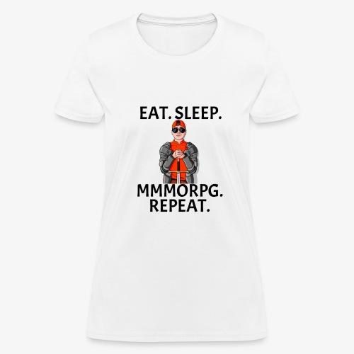 GRM Adrian MMORPG Mantra - Women's T-Shirt