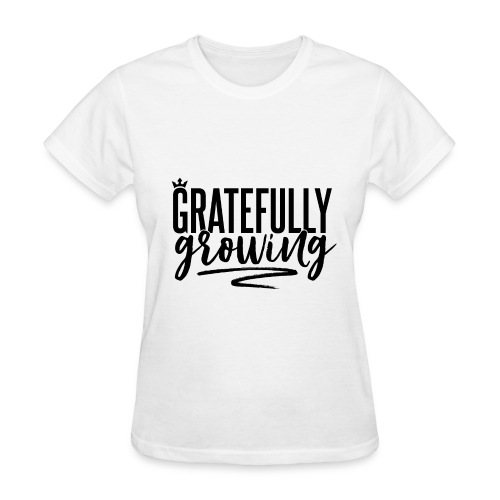 Gratefully Growing - You ROCK! - Women's T-Shirt