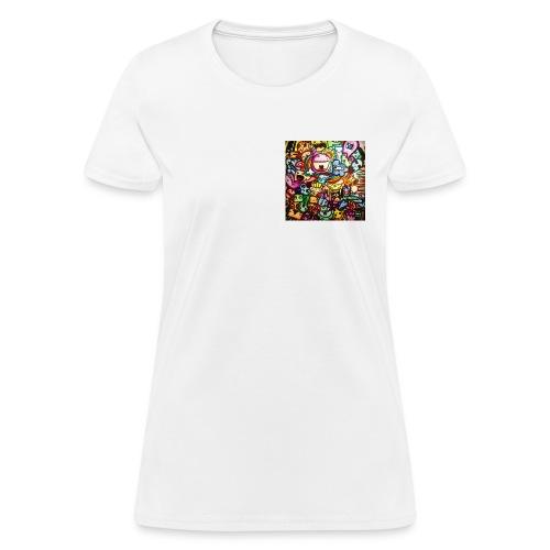 Funky - Women's T-Shirt