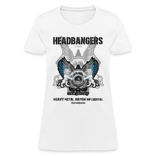 We, The HeadBangers - Women's T-Shirt